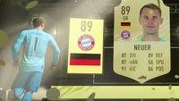 FIFA 21: Walkout erkennen - so sieht die Animation aus