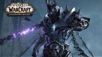 World of Warcraft: Shadowlands – Release wurde verschoben