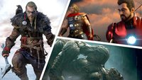 Xbox Series X: Launch-Spiele – Alle Titel, die ihr zum Start der XSX spielen könnt