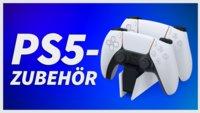 PS5-Zubehör: 4 Must-Haves für die neue Playstation-Generation!
