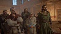 Assassin's Creed Valhalla: Aldermann wählen – Aelfgar, Herefrith oder Hunwald (Wohin der Stein fällt)