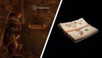 Assassin's Creed Valhalla: Rigssögurnar Saga-Seiten – Alle 10 Fundorte