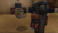 """""""Star Wars""""-DLC für Minecraft: Baby Yoda ist jetzt eckig"""