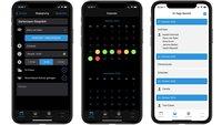 Cluster Diary – App für Android & iOS