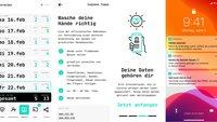 Coronika – App für Android & iOS