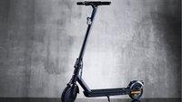 Bald bei Lidl: E-Scooter mit Zulassung und Wechselakku extrem günstig