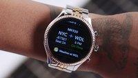 Black Friday: Android-Smartwatches von Michael Kors zum Schnäppchenpreis kaufen