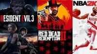 Günstige Xbox-Spiele zum Black Friday: Watch Dogs Legion & andere Knaller stark reduziert