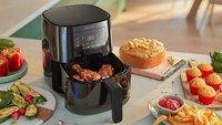Philips-Heißluftfritteuse: Airfryer bei Amazon am Cyber Monday zum Hammerpreis