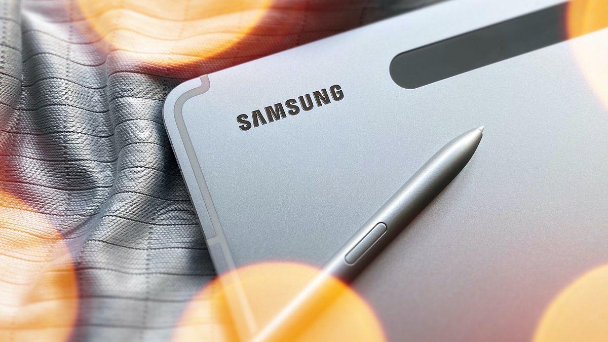 Samsung Galaxy Tab S8 Ultra: So ein Tablet gab es noch nie