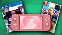 """Gaming-Deals bei Saturn: """"Switch Lite""""-Bundles und Top-Spiele stark reduziert"""