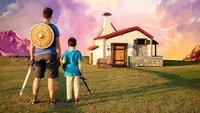 Breath of the Wild: Vater erfüllt seinen Kindern den ultimativen Traum