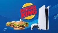 Keine PlayStation 5 bekommen? Burger King kann euch jetzt helfen