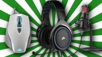 Gaming-Zubehör bei Amazon: Headsets, Gaming-Mäuse und Mikrofone im Angebot
