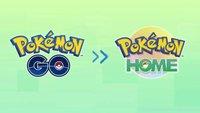 Pokémon von Pokémon GO zu HOME übertragen - so gehts