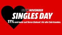 MediaMarkt am Singles Day: Switch Lite, OLED-TVs im Angebot, Rabatte auf fast alles