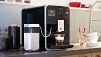 Kaffeevollautomat von Melitta mit Mega-Rabatt: Jetzt 160 Euro mit Gutschein sparen