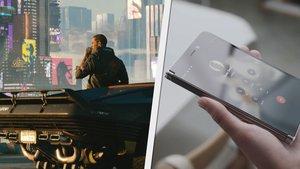 Cyberpunk 2077, Surface Duo und mehr – die GIGA Headlines