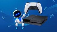DualSense-Controller funktioniert auch mit der PS4, aber ihr müsst tricksen
