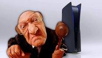 Schwarze PS5: Sony stellt sich quer und droht mit Gerichtsverhandlung