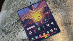 Samsungs nächstes Falt-Handy muss mit einem kleineren Akku auskommen