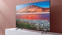 Amazon-Empfehlung: Samsung-Fernseher zum Hammerpreis – MediaMarkt kontert