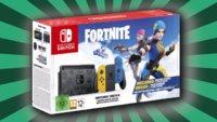 Nintendo Switch: Fortnite-Bundle und Spiele-Hits jetzt günstig erhältlich