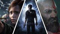 """20 Blockbuster für PS4: Erhaltet die PS Plus Collection auch """"ohne"""" PS5"""