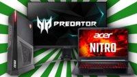 Weekend Deals bei Saturn: Gaming-PCs, -Laptops und -Monitore stark reduziert