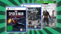 3 Games für den Preis von 2: Top-Angebot bei MediaMarkt