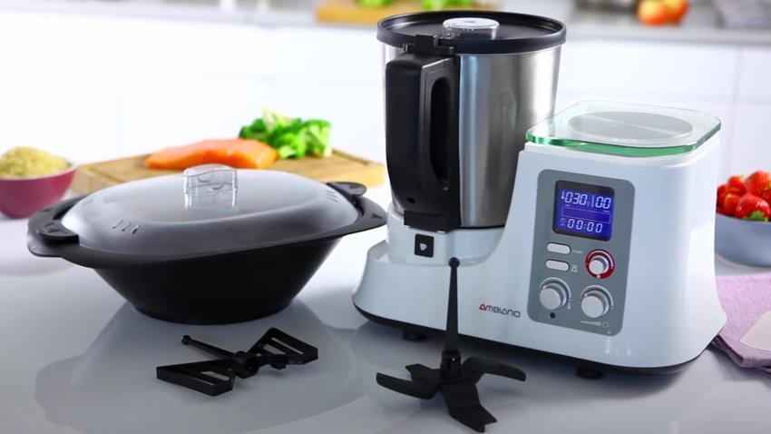 Aldi Küchenmaschine 2021 Test