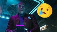 Cyberpunk 2077: Easter Egg bringt Fans erst zum Lachen und dann zum Weinen