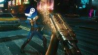 Cyberpunk 2077 zwingt Steam in die Knie – und lässt PC-Spieler im Regen stehen