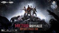 PUBG Mobile: Season 16 sorgt mit Crossover Metro Royale für Furore