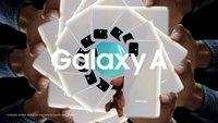 Samsungs Galaxy-A-Reihe im Video: Das bieten euch die Handys