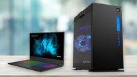 Diese Woche bei Aldi: Schnelle Gaming-Laptops und -PCs – lohnt sich der Kauf?