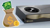 Nvidias neue Grafikkarte ist quasi ein Schnäppchen – und trotzdem sauteuer