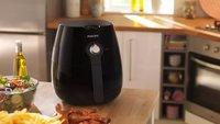 Amazon verkauft Testsieger-Heißluftfritteuse von Stiftung Warentest zum Sparpreis