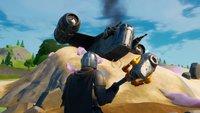 Fortnite: Mandalorianer - Razor Crest - Fundort