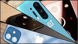 Handy-Test 2021: Ein Smartphone bietet Samsung und Apple die Stirn