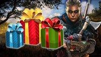 Ubisoft verteilt Geschenke: Holt euch jeden Tag eine Überraschung ab