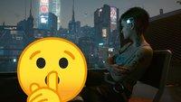 Cyberpunk 2077-Launch-Trailer enthält eine geheime Nachricht
