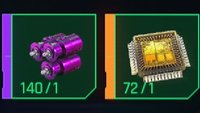 Cyberpunk 2077: Legendäre und epische Item-Komponenten farmen - einfache Methode