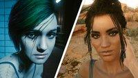 Cyberpunk 2077: Alle Romanzen und Beziehungen - Voraussetzungen und Videos