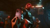 Cyberpunk 2077: Splitter-Menü öffnen - So könnt ihr sie lesen und entschlüsseln