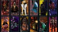 "Cyberpunk 2077: Alle 20 Tarotkarten-Graffitis - Fundorte für ""Fool On The Hill"""