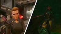 Cyberpunk 2077: Virus entfernen, Code finden und Brick befreien (Die Übergabe)