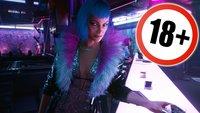 Cyberpunk 2077: Spieler leaken Sex-Szenen auf Pornoseite