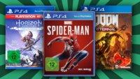 Spiele-Hits stark reduziert: Deals für die PS4 und Xbox One