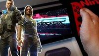 Cyberpunk 2077 auf der Switch: Nintendo-Fan macht den Traum wahr